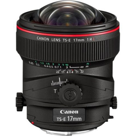 Canon TS-E 17mm f:4L Lens-a