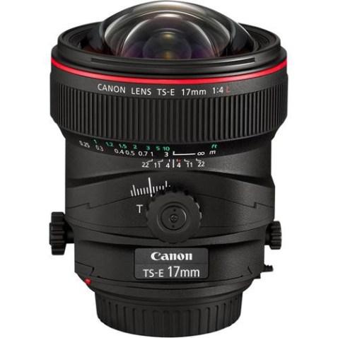Canon TS-E 17mm f:4L Lens-c