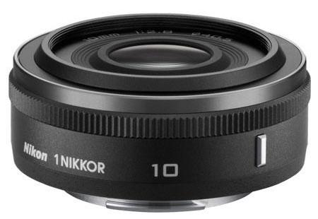Nikon 1 NIKKOR 10mm f/2.8 Lens