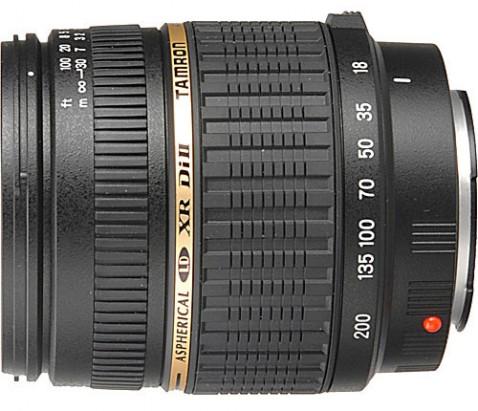 Tamron 18-200mm f/3.5-6.3 XR Di II Lens