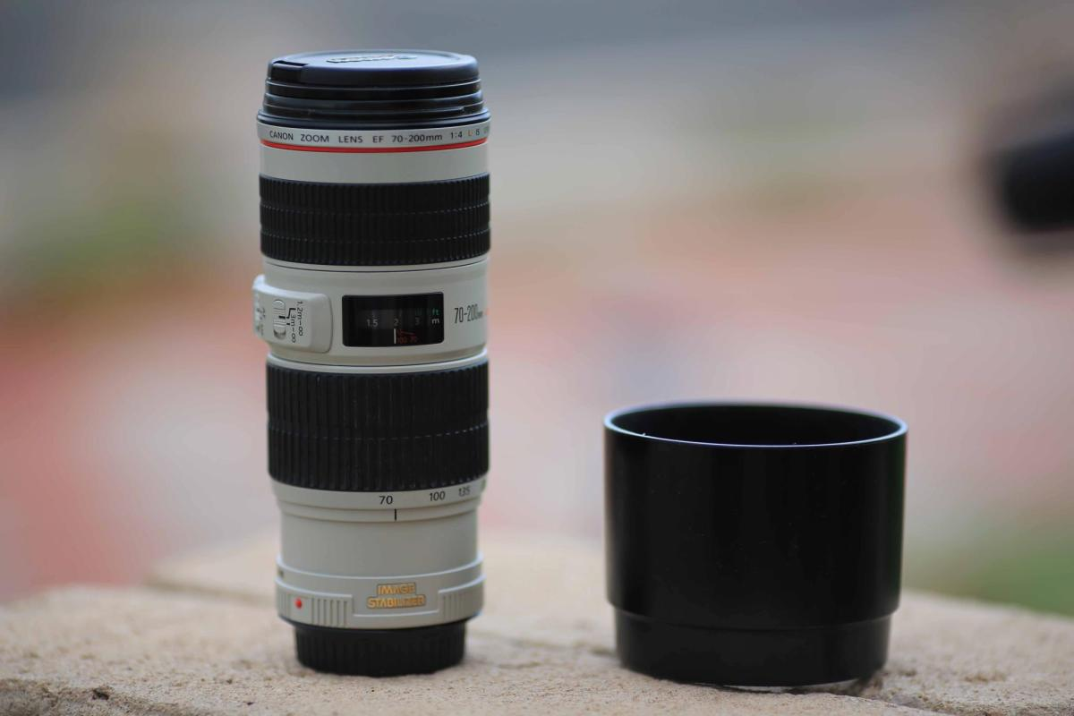 Canon EF 70-200 f:4L IS USM