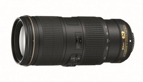 Nikon AFS 70-200 f/4 VR