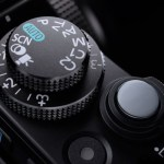 Canon Powershot G1X Top Dials