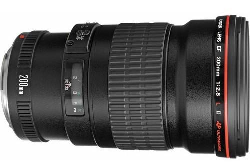 Canon EF 200mm f:2.8 L II USM Lens