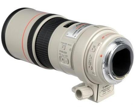 Canon EF 300mm f:4 L IS USM Lens-b