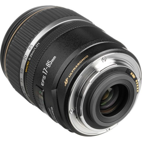 Canon EF-S 17-85mm f:4-5.6 IS USM Lens-c
