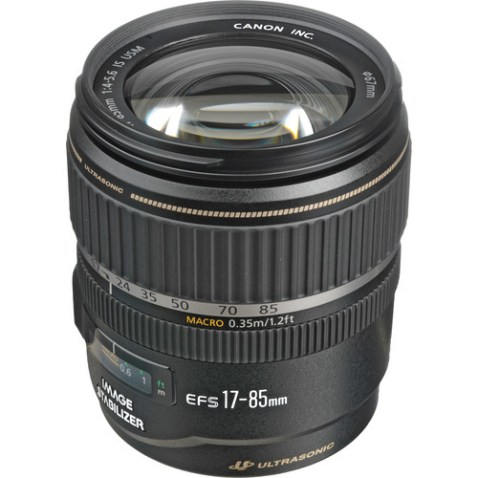 Canon EF-S 17-85mm f:4-5.6 IS USM Lens