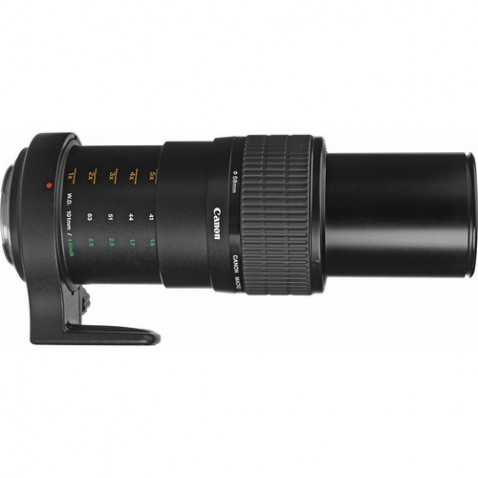 Canon MP-E 65mm 1-5x Macro Lens Extended