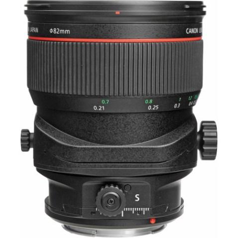 Canon TS-E 24mm f:3.5 L II Lens-c