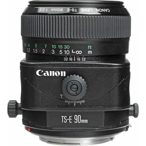 Canon TS-E 90mm f:2.8 Lens-a