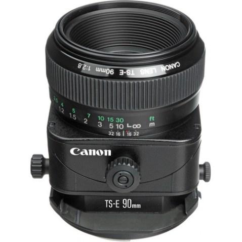 Canon TS-E 90mm f:2.8 Lens-f