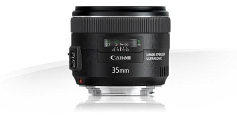 EF 35mm f:2 IS USM Lens