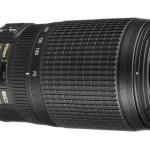 Nikon AF-S Zoom-Nikkor 70-300mm f:4.5-5.6G IF-ED VR Lens