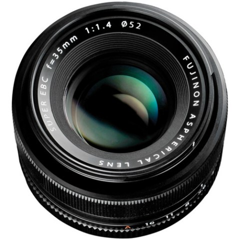 FUJINON XF 35mm f:1.4 R Lens