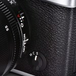 Fujifilm X-E1 Leather-like Finish