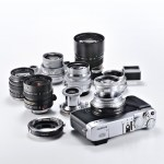Fujifilm X-E1 M MOUNT ADAPTER