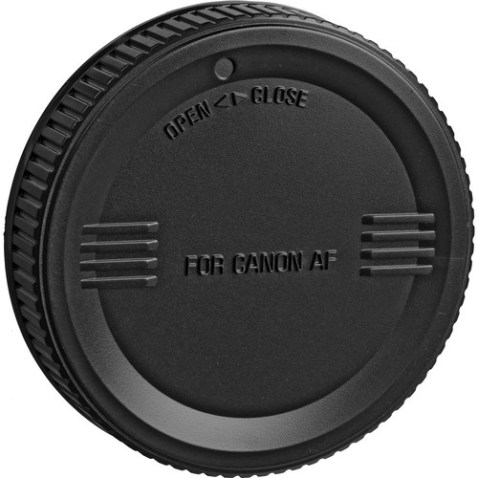 Sigma 17-50mm f:2.8 EX DC OS HSM Lens Cap (Back)