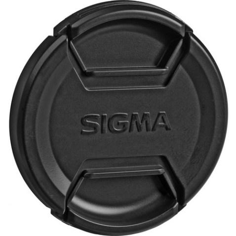 Sigma 17-50mm f:2.8 EX DC OS HSM Lens Cap (Front)