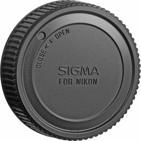 Sigma 2x EX DG Tele Converter Cap (back)
