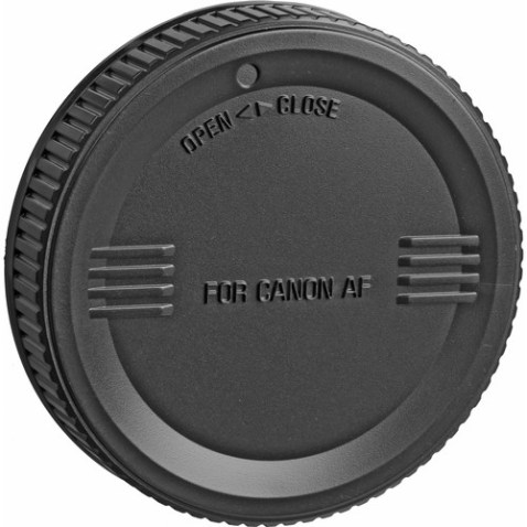 Sigma 50-500mm f:4.5-6.3 DG OS HSM APO Lens Cap (Back)