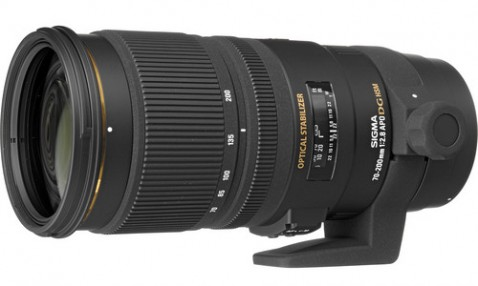 Sigma 70-200mm f:2.8 EX DG OS HSM Lens