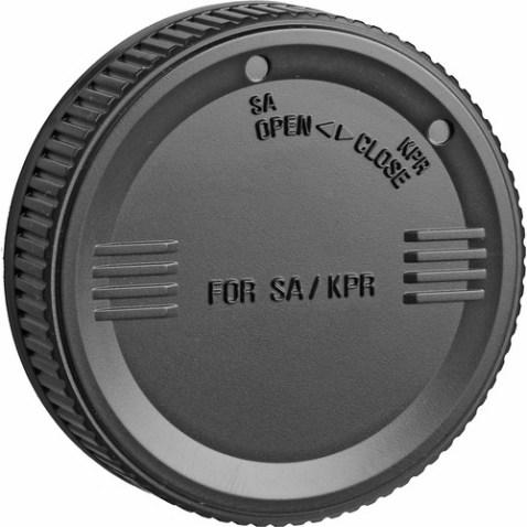 Sigma 8-16mm f:4.5-5.6 DC HSM Lens Cap Back