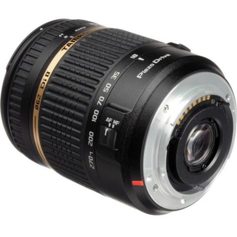 Tamron 18-270mm f:3.5-6.3 Di II PZD Lens