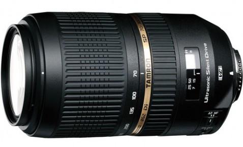 Tamron 70-300mm f/4-5.6 Di VC USD Lens