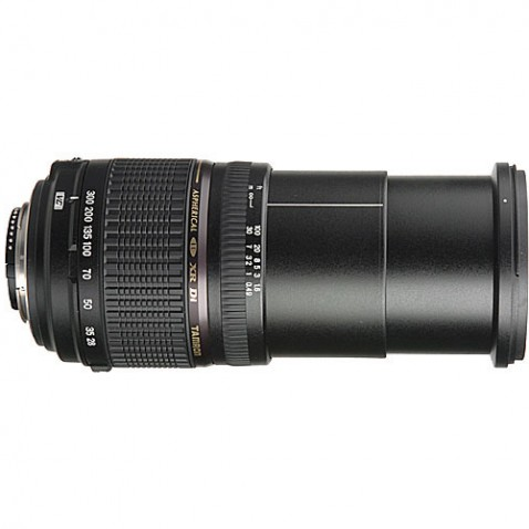 Tamron AF 28-300MM F:3.5-6.3 XR Di VC LD Aspherical (IF) Extended