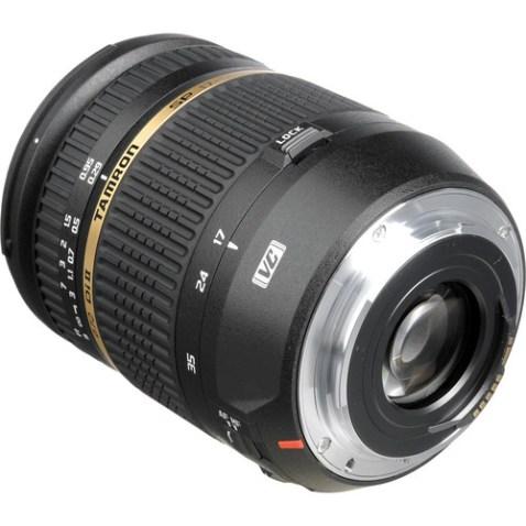 Tamron SP 17-50mm f:2.8 XR Di II VC Lens Mount