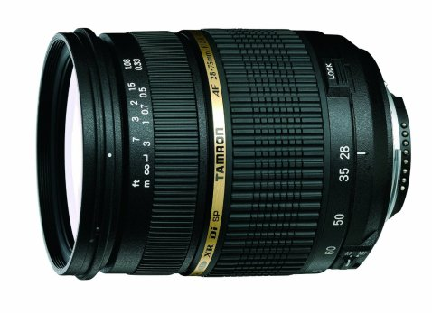 Tamron SP 28-75mm f/2.8 XR Di Lens