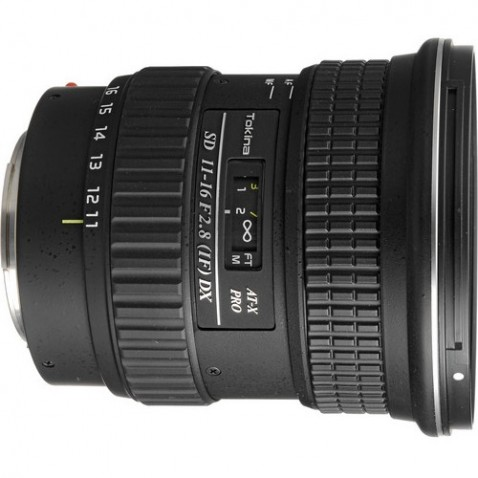 Tokina 11-16mm f:2.8 AT-X 116 Pro DX Lens (Sony Mount)