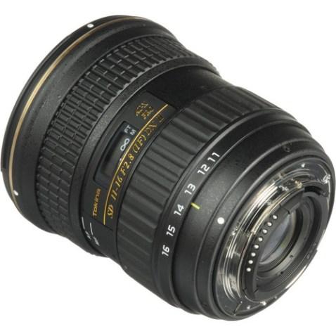 Tokina 11-16mm f:2.8 AT-X116 Pro DX II Lens Nikon Mount