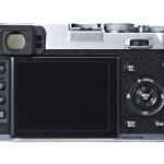 Fujifilm X100S (Back)
