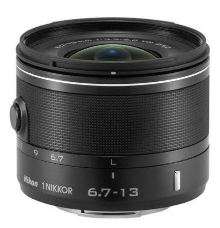 Nikkor 1 6.7-13mm F3.5-5.6 VR