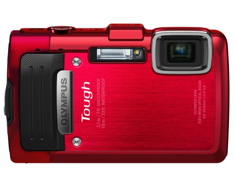 Olympus STYLUS TOUGH TG-830 iHS (Red)