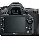 Nikon D7100 (Back)