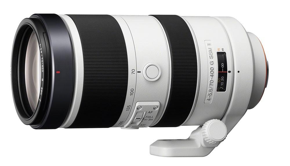 Sony 70-400mm F4-5.6 G SSM II