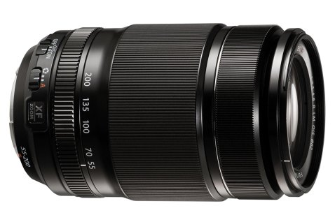 Fujifilm Announces XF 55-200mm F3.5-4.8 R LM OIS