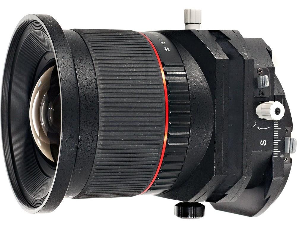Rokinon Tilt-Shift 24mm f:3.5 ED AS UMC Lens