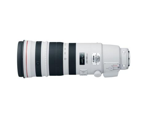 Canon EF 200-400mm f:4 L IS USM Extender 1.4x Lens