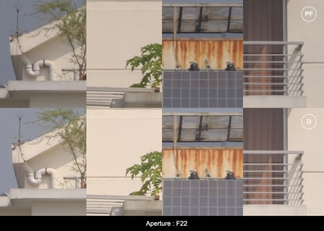 300mm f4E PF ED VR vs 300mm f4D IF-ED at F22