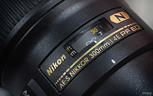 AF-S Nikkor 300mm f4E PF ED VR