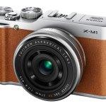 Fujifilm X-M1 (Brown)