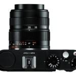 Leica X Vario - Top