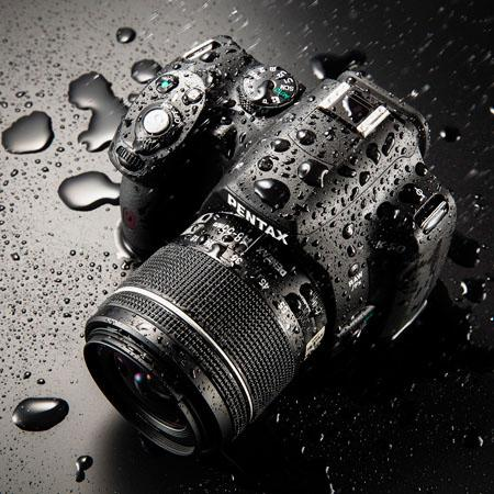 Pentax K-50 Weather sealing