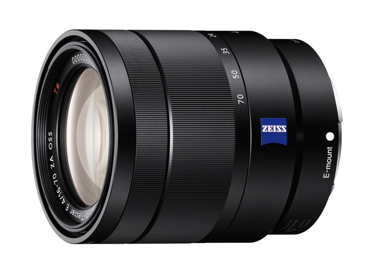 Carl Zeiss Vario-Tessar T* 16-70mm F4 ZA OSS Zoom Lens