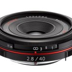 Ricoh HD PENTAX DA 40mm F2.8 Limited - Black