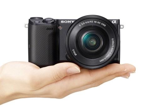 Sony NEX-5T Camera