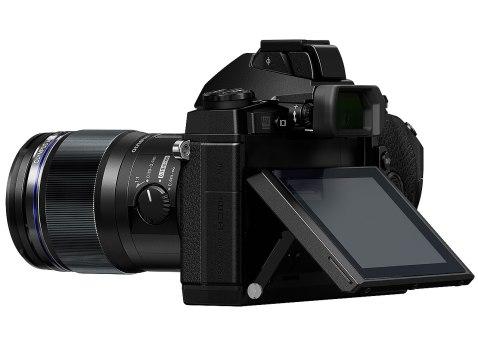 Olympus OM-D E-M1 - LCD